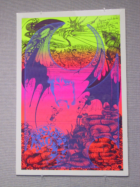 Oa108 the crazy world ofarthur brown there are two color variants of