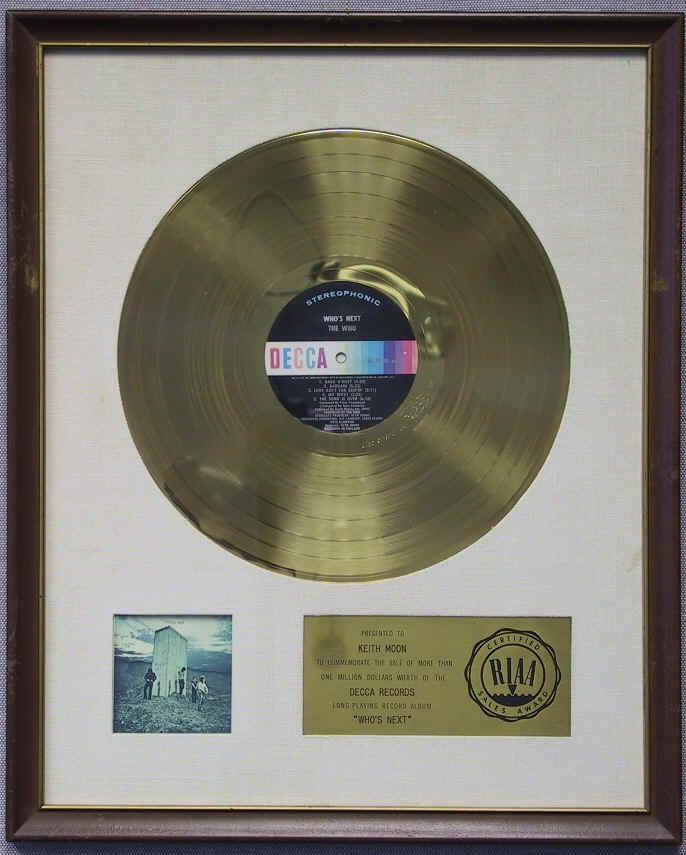 Gold Discs